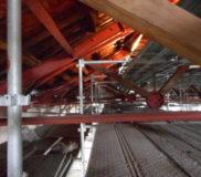 耐震鉄骨トラスト構造2