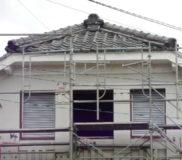 台風対策で全容2