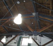 天井照明1
