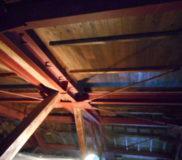 耐震鉄骨と高天井4